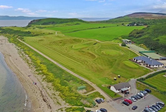Shiskine Golf Course, Isle of Arran